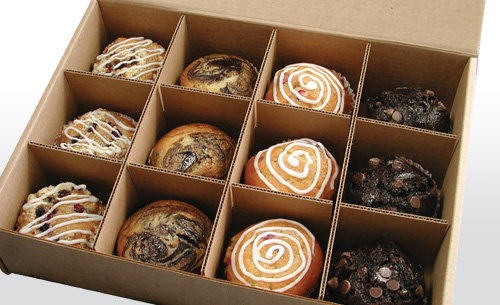Muffins by the Dozen Box