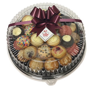Mini Muffin Gift Trays