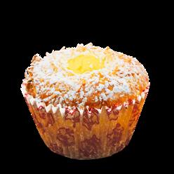 Coconut Cream Muffin